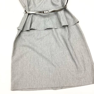 Primary Photo - BRAND: CONNECTED APPAREL STYLE: DRESS SHORT SHORT SLEEVE COLOR: GREY SIZE: 16 SKU: 180-18038-95471
