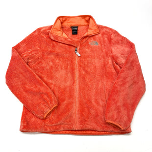 Primary Photo - BRAND: NORTHFACE STYLE: FLEECE COLOR: ORANGE SIZE: M OTHER INFO: AS IS DESIGNER SKU: 180-18038-105145