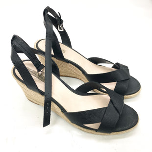 Primary Photo - BRAND: TAHARI STYLE: SANDALS LOW COLOR: BLACK SIZE: 10 SKU: 180-18071-11424