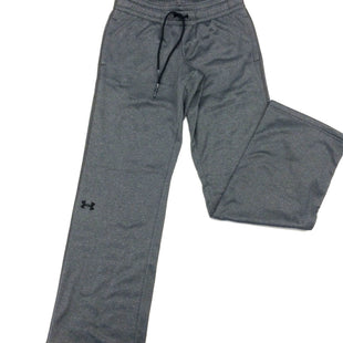 Primary Photo - BRAND: UNDER ARMOUR STYLE: ATHLETIC PANTS COLOR: GREY SIZE: S SKU: 180-18038-93666