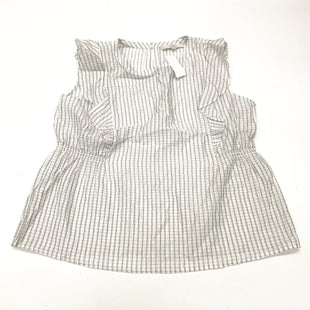 Primary Photo - BRAND: ANN TAYLOR LOFT STYLE: TOP SLEEVELESS COLOR: WHITE SIZE: L SKU: 180-18038-105200
