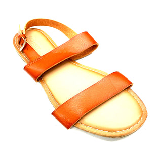 Primary Photo - BRAND: OLD NAVY O STYLE: SANDALS FLAT COLOR: BROWN SIZE: 8 SKU: 180-18083-18086