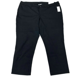 Primary Photo - BRAND: CJ BANKS STYLE: PANTS COLOR: BLACK SIZE: 24 OTHER INFO: PETITE SKU: 180-18057-13987