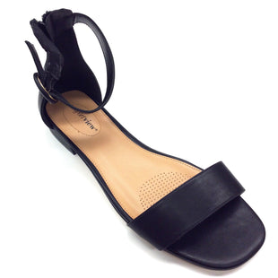 Primary Photo - BRAND: COMFORTVIEW STYLE: SANDALS FLAT COLOR: BLACK SIZE: 9.5 SKU: 180-18071-6374