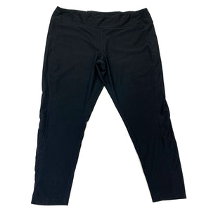 Primary Photo - BRAND: SPALDING STYLE: ATHLETIC PANTS COLOR: BLACK SIZE: 3X SKU: 180-18071-11466