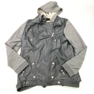 Primary Photo - BRAND: DEMOCRACY STYLE: JACKET OUTDOOR COLOR: GREY SIZE: M SKU: 180-18083-25348