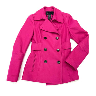 Primary Photo - BRAND: MODA INTL STYLE: COAT SHORT COLOR: FUSCHIA SIZE: XS OTHER INFO: (0) 47% WOOL SKU: 180-18083-24613