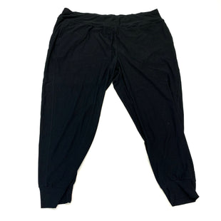 Primary Photo - BRAND:  ACTIVE 8STYLE: ATHLETIC PANTS COLOR: BLACK SIZE: 3X OTHER INFO: ACTIV 8 - XXXL SKU: 180-18071-11462
