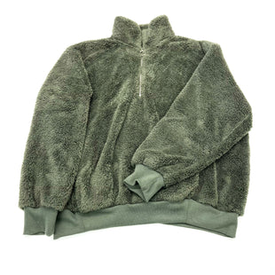 Primary Photo - BRAND: CHERISH STYLE: FLEECE COLOR: GREEN SIZE: M SKU: 180-18038-104504