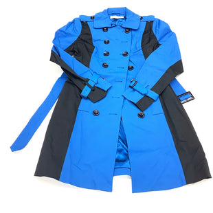 Primary Photo - BRAND: NEW YORK AND CO STYLE: JACKET OUTDOOR COLOR: BLUE SIZE: XS SKU: 180-18071-8814