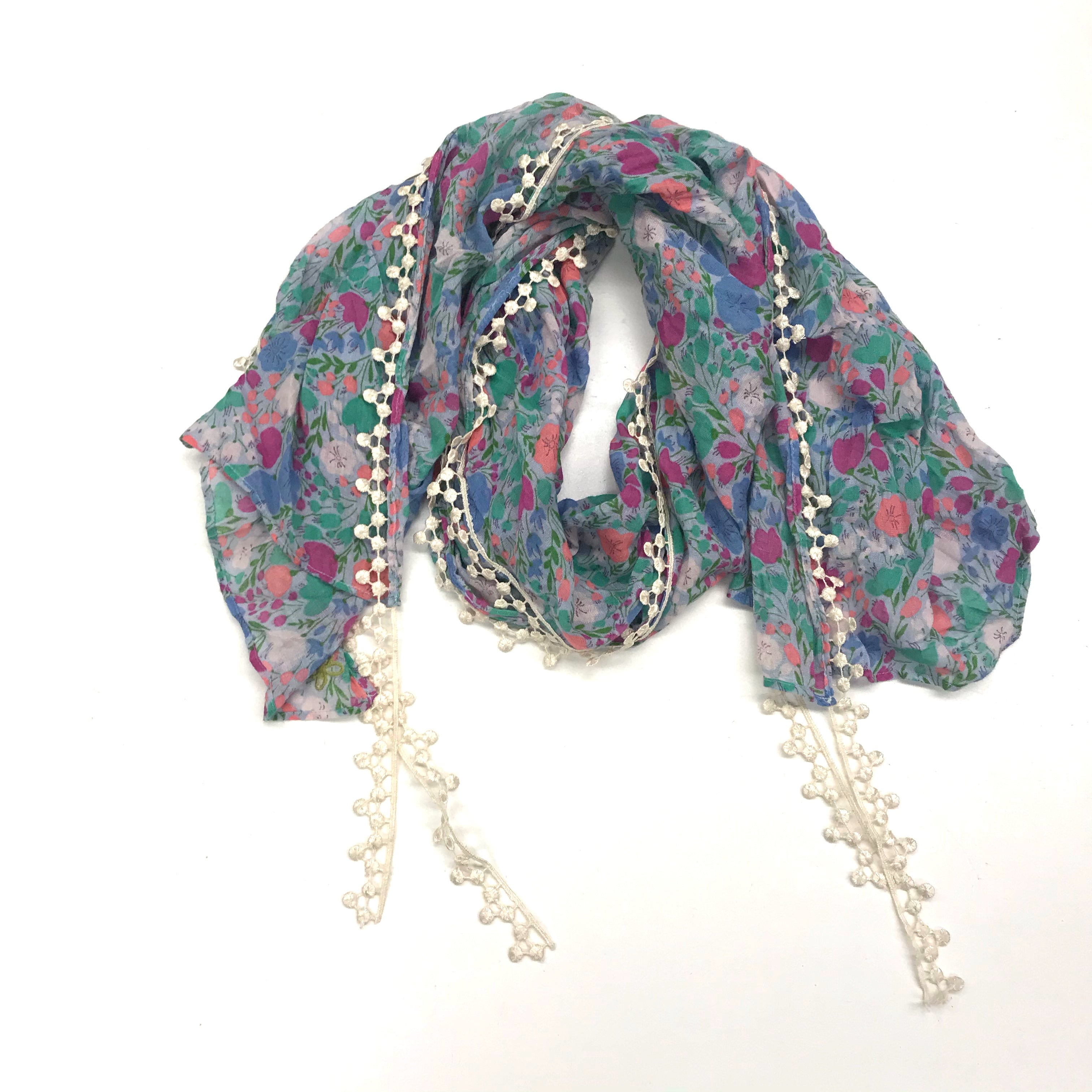 Primary Photo - BRAND: MATILDA JANE <BR>STYLE: SCARF <BR>COLOR: MULTI <BR>SKU: 180-18038-102456