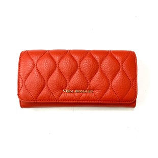 Primary Photo - BRAND: VERA BRADLEY STYLE: WALLET COLOR: ORANGE SIZE: LARGE OTHER INFO: LEATHER SKU: 180-18038-89388