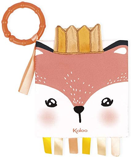 Kaloo Activity Book - The Angry Fox