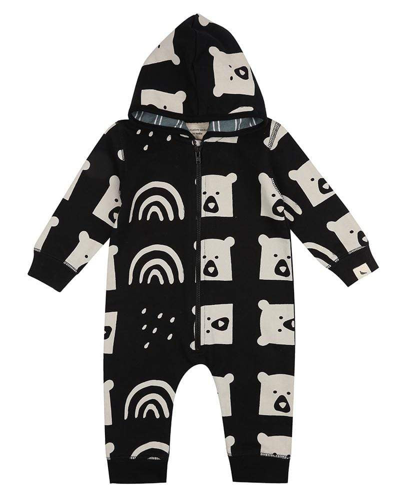 Turtledove London- Rainbear Outersuit