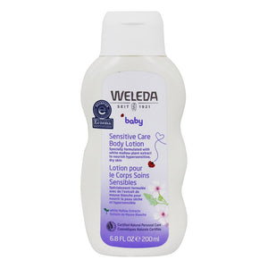 Weleda Baby-Sensitive Care Body Lotion- 200 ml