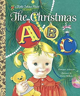 The Christmas ABC - Book