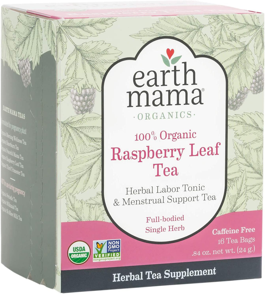 Earth Mama Organics- Raspberry Leaf Tea