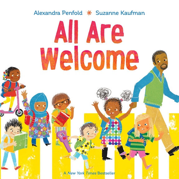All Are welcome - Alexandra Penfold hardcover