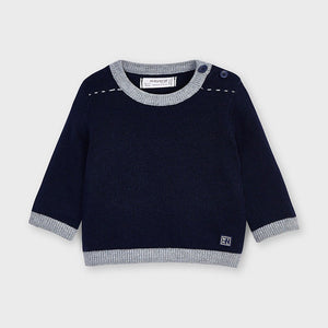 Mayoral- Navy Sweater (2338)