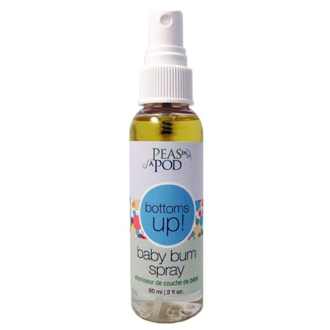 Peas in a Pod - Bottoms Up Baby Bum Spray - 60 ML
