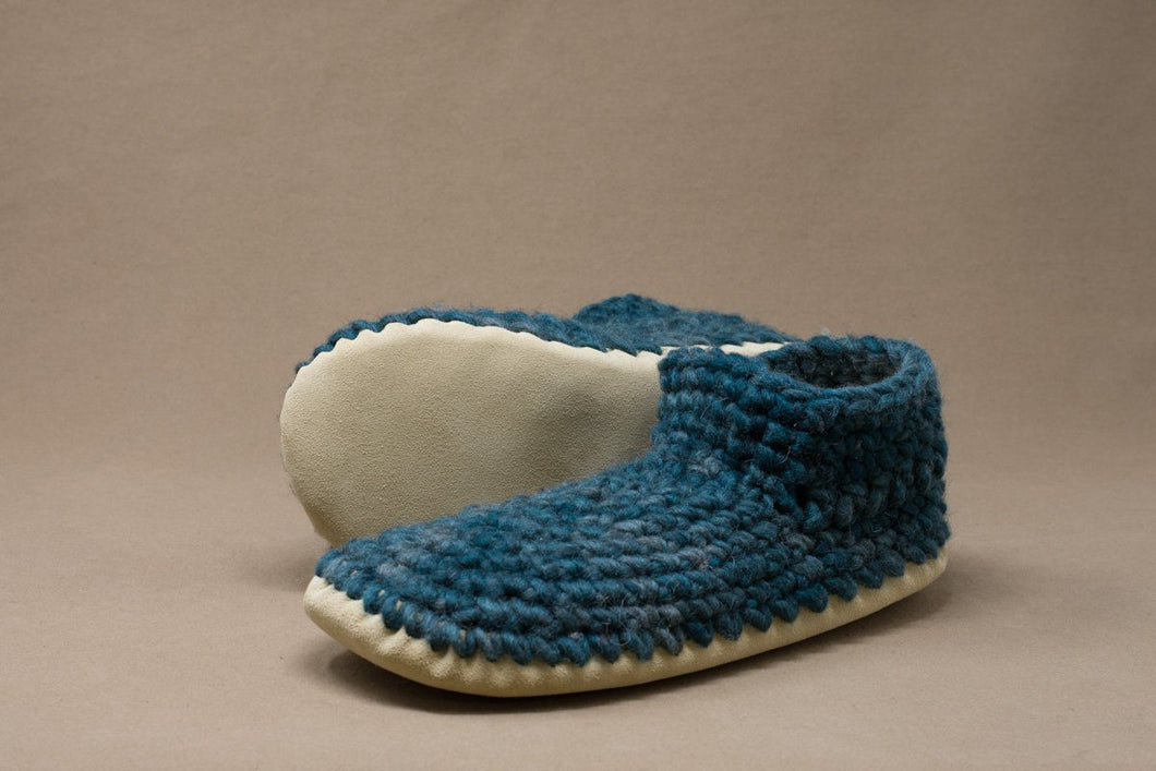 Padraig Slippers - Men's Small & Medium