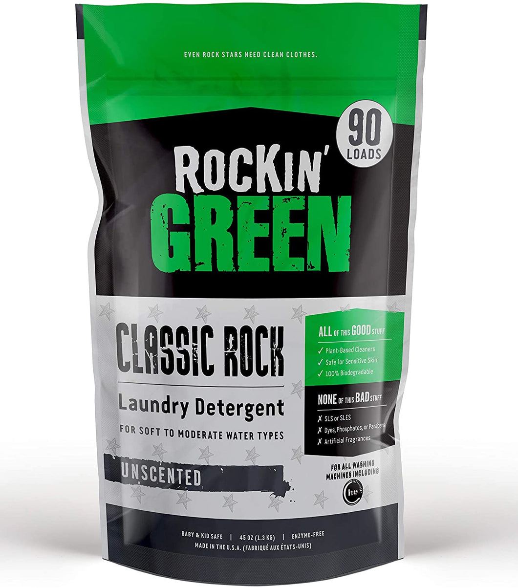 Rockin Green-Classic Rock-Unscented