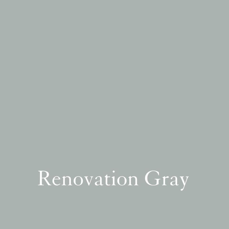 One Hour Ceramic - Renovation Gray