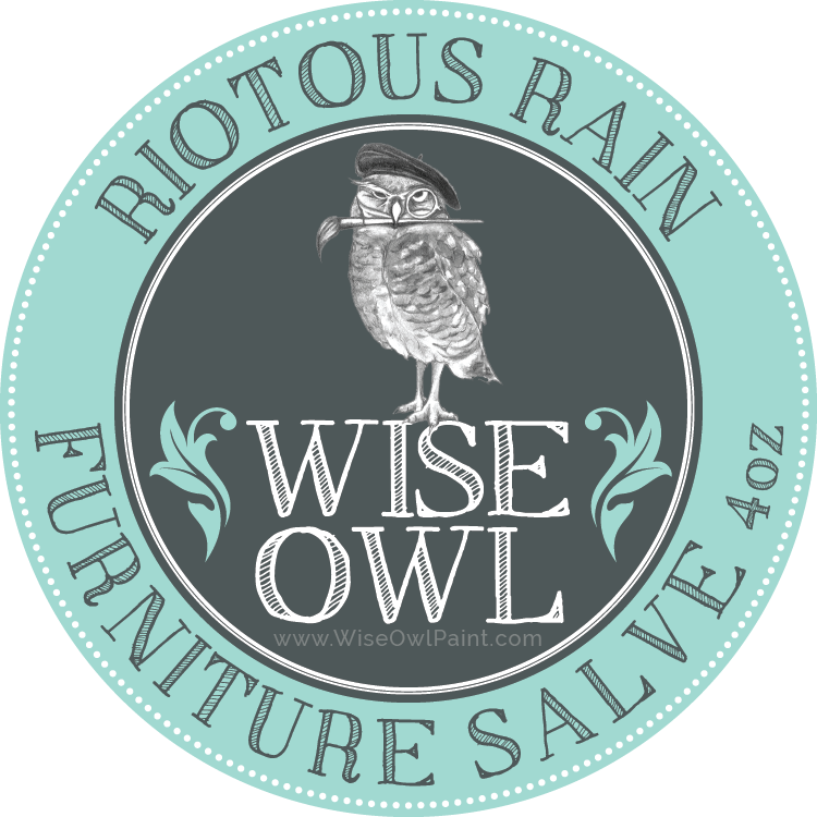 Wise Owl Furniture Salve - Riotous Rain