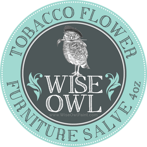 Wise Owl Furniture Salve - Tobacco Flower