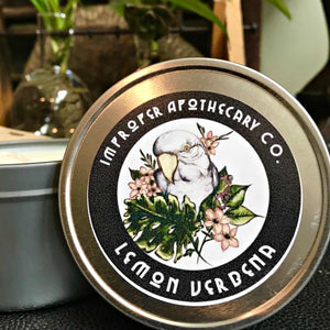 Improper Apothecary Candles - Lemon Verbena