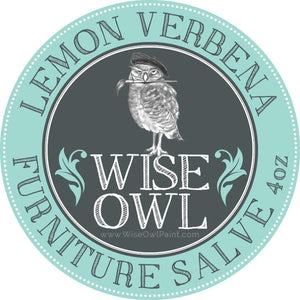Wise Owl Furniture Salve - Lemon Verbena