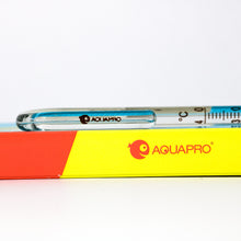 Load image into Gallery viewer, AQUAPRO Glass Hanging Thermometer