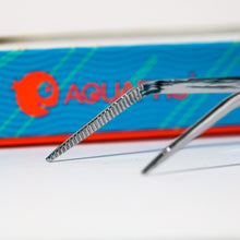 Load image into Gallery viewer, AQUAPRO Curved Aquascaping Tweezers 25cm