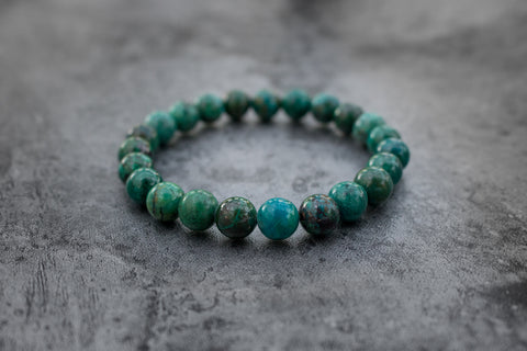 Crystal Library - Chrysocolla