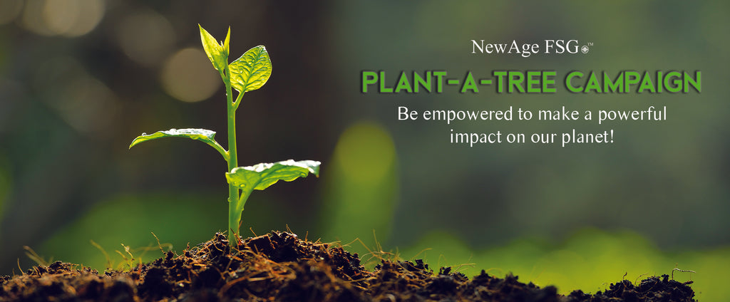 Plant-A-Tree with New Age FSG
