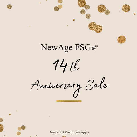 14th Anniversary Sale!