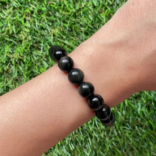 Load and play video in Gallery viewer, Obsidian 10mm Bracelet