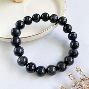 Blue Tiger's Eye 10mm Bracelet