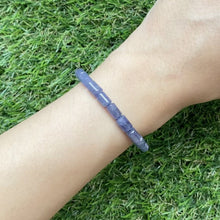 Load and play video in Gallery viewer, [Special Price!] Tanzanite Canister Bracelet