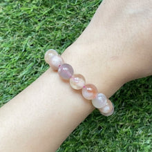 Load and play video in Gallery viewer, [Special Price!] Sakura Agate Bracelet