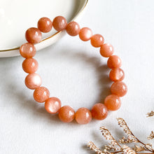 Load image into Gallery viewer, [Special Price!] Sunstone 10mm Bracelet