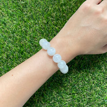 Load image into Gallery viewer, Moonstone 12.5mm Bracelet
