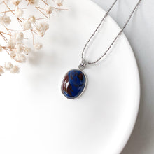Load image into Gallery viewer, Sugilite Oval Pendant