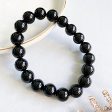 Load image into Gallery viewer, Onyx 10mm Bracelet