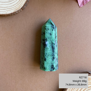 Ruby Zoisite Pointer