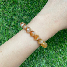 Load image into Gallery viewer, Wealth Bucket Citrine 8.5mm Bracelet