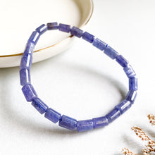 Load image into Gallery viewer, [Special Price!] Tanzanite Canister Bracelet