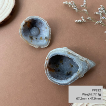 Load image into Gallery viewer, Druzy Agate Prosperity Pot