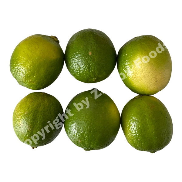 Green Lime 6pc - Zingox Foods UK
