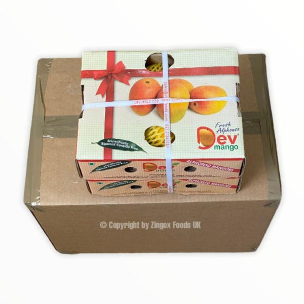 Zingox Nationwide Alphonso Box (4 dozen) - Free Shipping